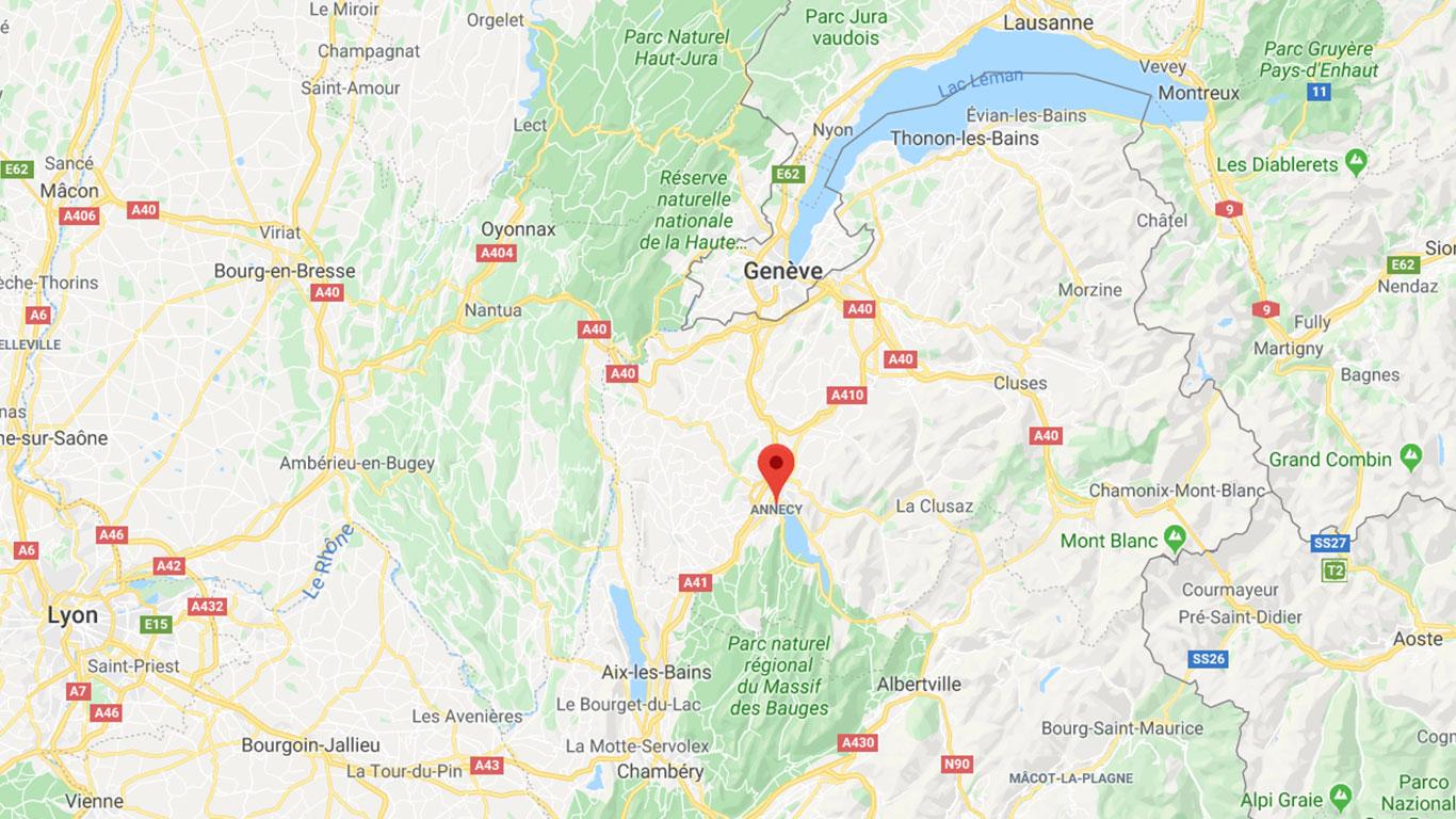 carte Pisciniste à Annecy Blue 2.0