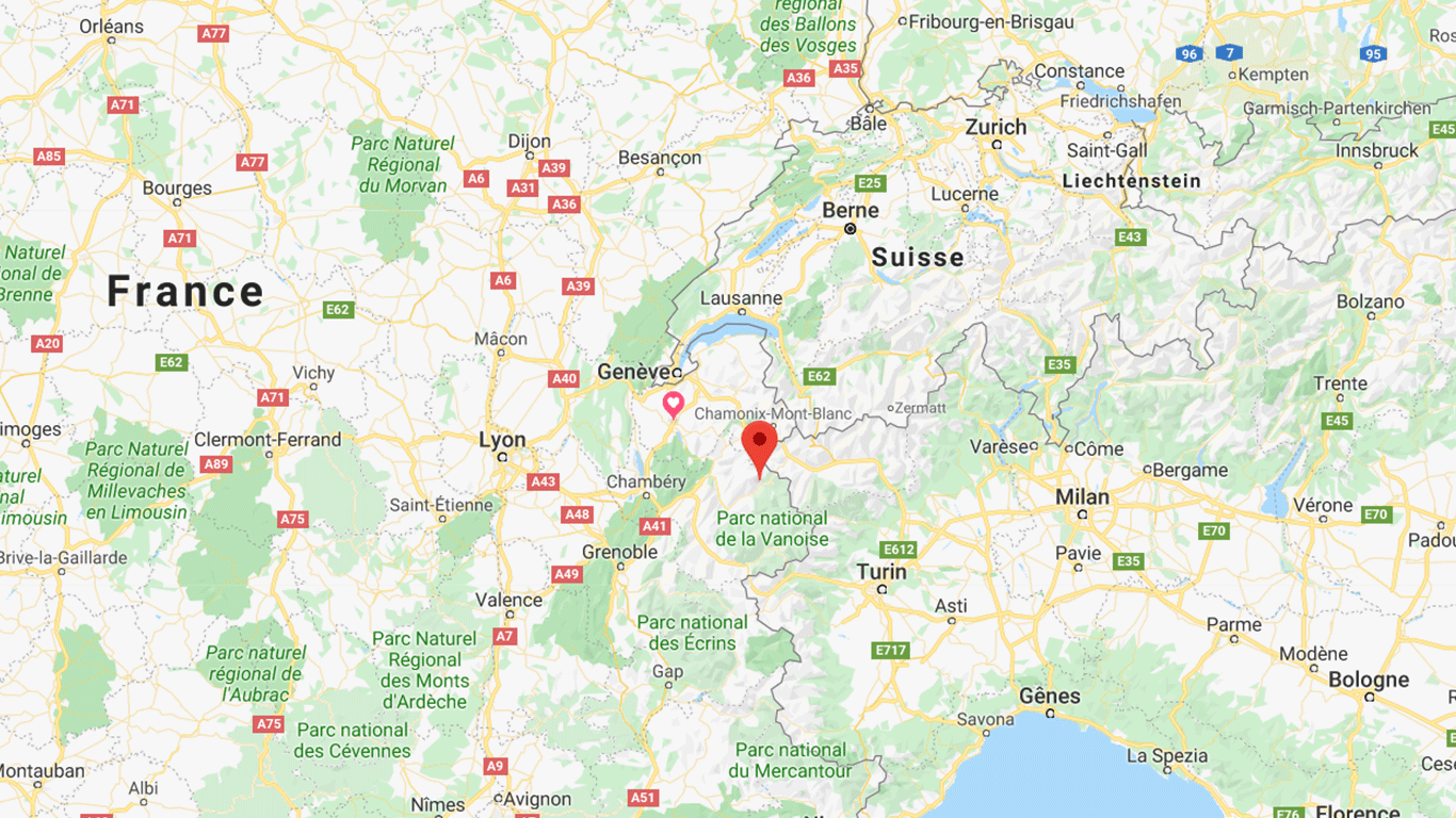 Pisciniste à Bourg-Saint-Maurice carte - Blue 2.0